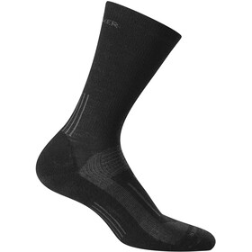 Icebreaker Hike Light Crew Socks Men black